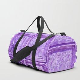 Purple window. Duffle Bag