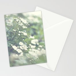 we love green  Stationery Cards