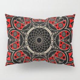 Make A Wish Ladybug Pillow Sham