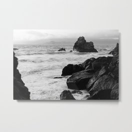 View from Sutro Baths - California Metal Print
