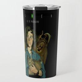 Alf - Alien Travel Mug