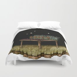 Farm to Table Duvet Cover