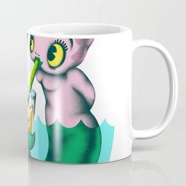 Humans & Fishies Coffee Mug