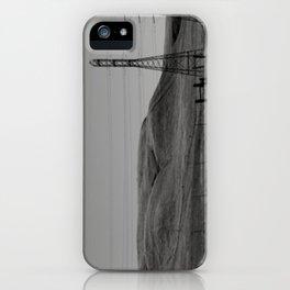 Plains iPhone Case