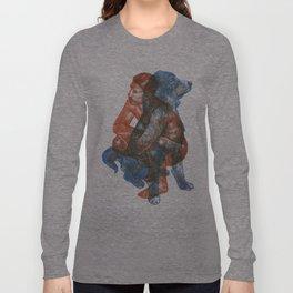 Mammal : Equivalent  Long Sleeve T-shirt