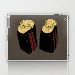 Okobo Geta Laptop & iPad Skin