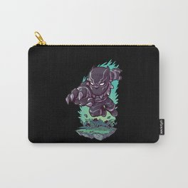 chibi black panther Carry-All Pouch