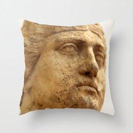 Stone Beauty Throw Pillow
