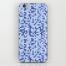 Blue World iPhone Skin