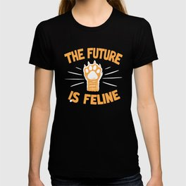 THE T/ME /S MEOW T-shirt