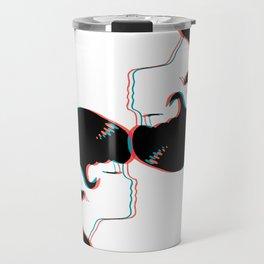 3D Boy Travel Mug
