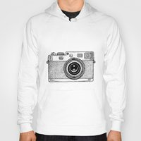 camera Hoodies featuring Camera by Adam Lindfors