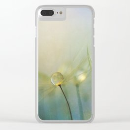 Shine Your Light Clear iPhone Case