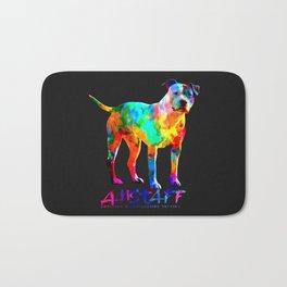 American Staffordshire Terrier - Amstaff Bath Mat
