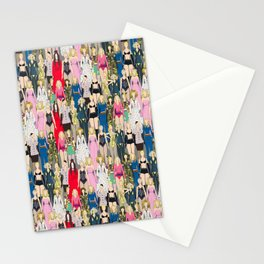 Madonna-A-Thon Stationery Cards