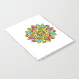 Indian Ornamental Notebook
