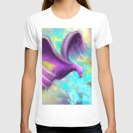 The color of flight T-shirt