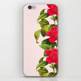 Botanical Light Kiss iPhone Skin