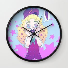 JJBA :: Speedwagon Wall Clock