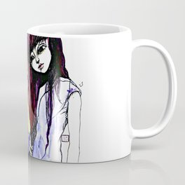 Figures With Skull Coffee Mug