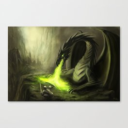 Dragonstone Canvas Print