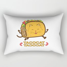 Tacocat Rectangular Pillow