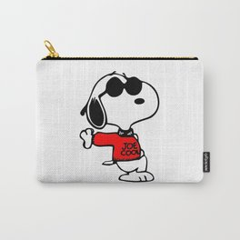 Joe Cool Snoopy Carry-All Pouch