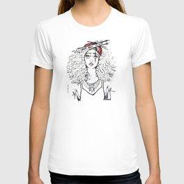 #STUKGIRL SKY T-shirt
