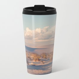Desert Sunset Metal Travel Mug