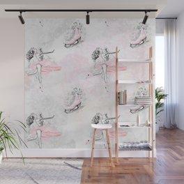 Figure Skating #6 Wall Mural