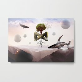 Far Eden Metal Print