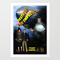 Death On The Empress - End Of Empire Series - Book 1 Art Print