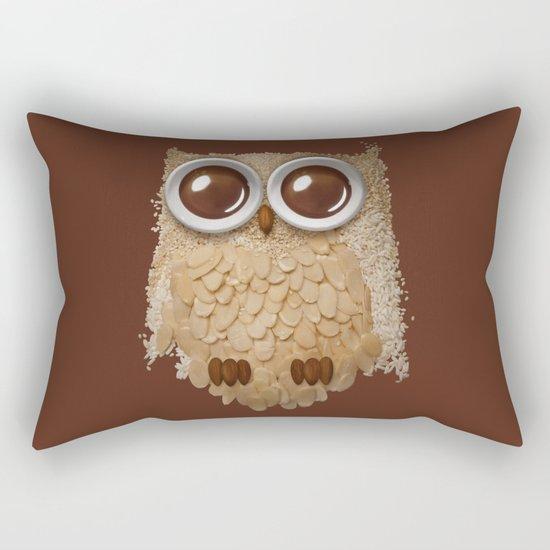 Owlmond 2 Rectangular Pillow
