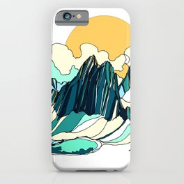 Surrounded by Giants :: Bugaboos iPhone Case