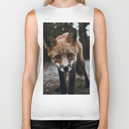 Curious Fox / Alaska Biker Tank