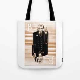 JOKER KING Tote Bag