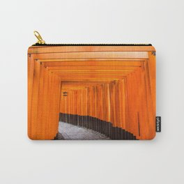 Fushimi Inari Walkway Carry-All Pouch