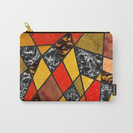 Abstract #487 Carry-All Pouch