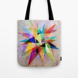 Colorful 2 Tote Bag