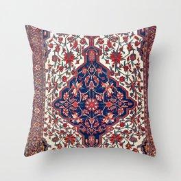 Farahan Arak West Persian Rug Print Throw Pillow