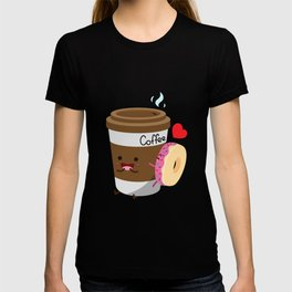 Coffee and Donut T-shirt