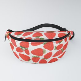 Some Strawberries Fanny Pack