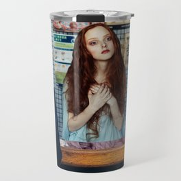 Prayer in a bar Travel Mug