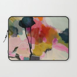 paysage abstract Laptop Sleeve