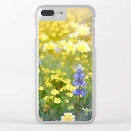 Colors 162 Clear iPhone Case