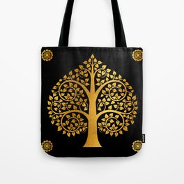 Bodhi Tree0110 Tote Bag