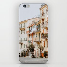 Manarola Cinque Terre iPhone Skin