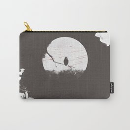 OWL ON THE TREE- BUBO² Carry-All Pouch