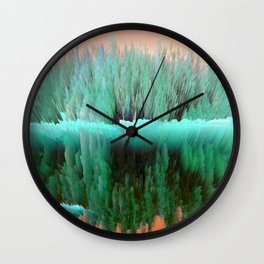 Excursion Wall Clock
