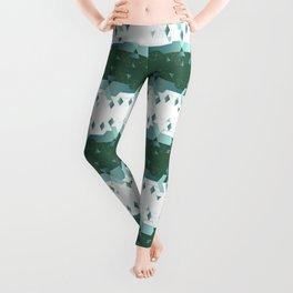 Whale Leggings